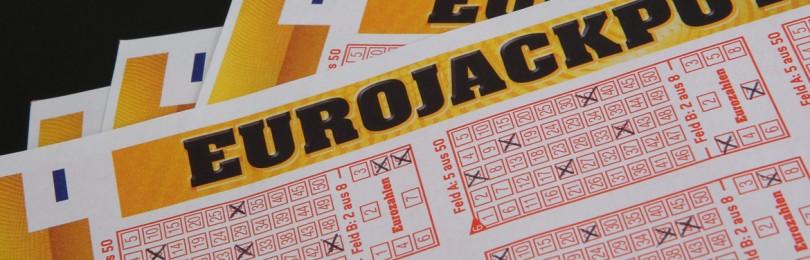 Лотерея EuroJackpot — покупка билета из России