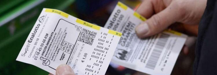 Итальянская лотерея SuperEnalotto — покупка билета из России