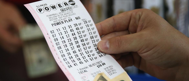 американские лотереи