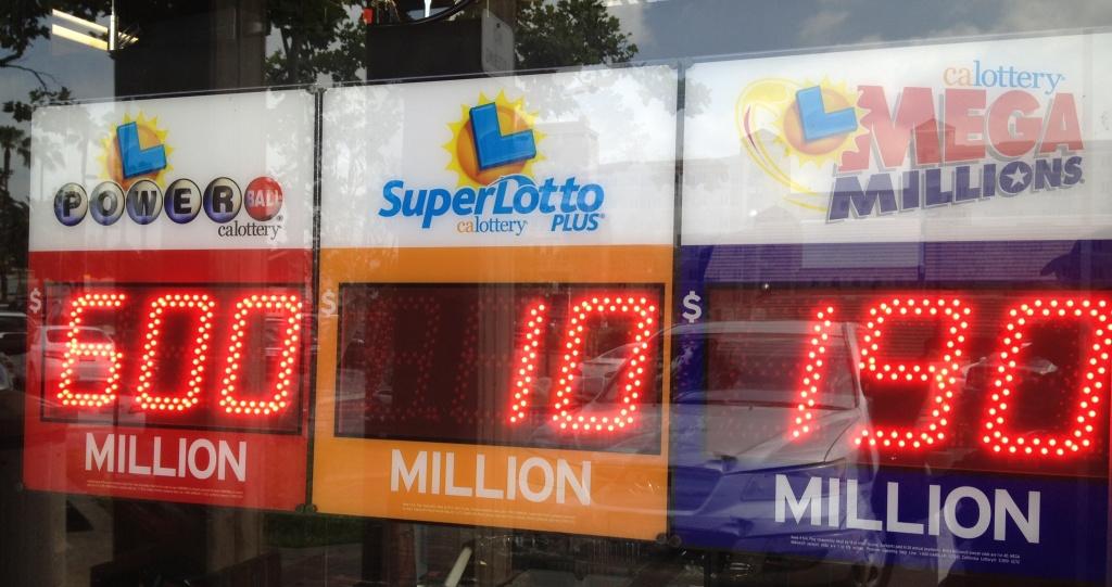 история лотереи повербол